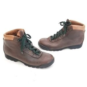 EMS Heavy Duty Leather Italian Hiking Boot Size 13